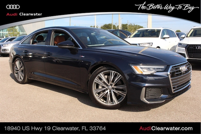 New 2019 Audi A6 For Sale At Audi Clearwater Vin Waul2af22kn023207