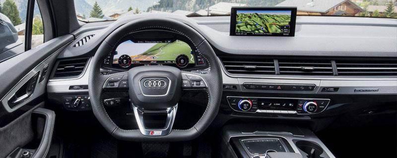 Certified Pre-Owned Audi Interior