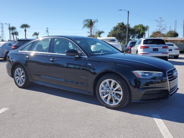 2018 Audi A6 Premium Premium 2.0 TFSI FWD