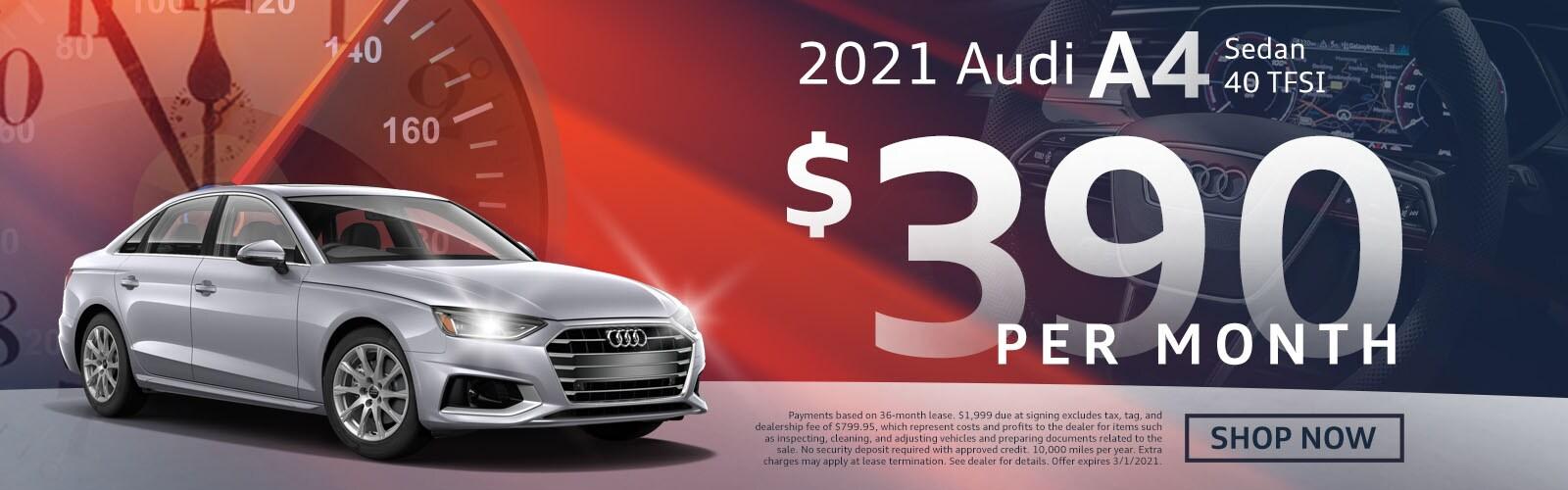 Audi Clearwater | New Audi Dealership near St. Petersburg ...