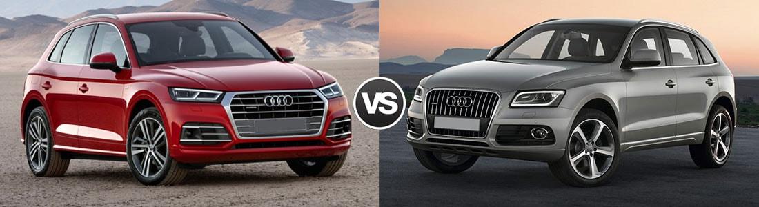למעלה Compare 2017 Audi Q5 vs 2016 Audi Q5 II-44