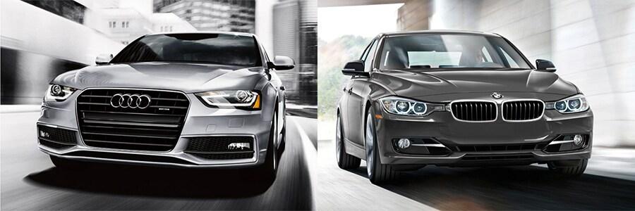 Audi A Vs BMW I Review Compare Specs Features - Bmw 328i vs audi a4