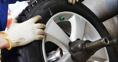 Tire Alignment Service