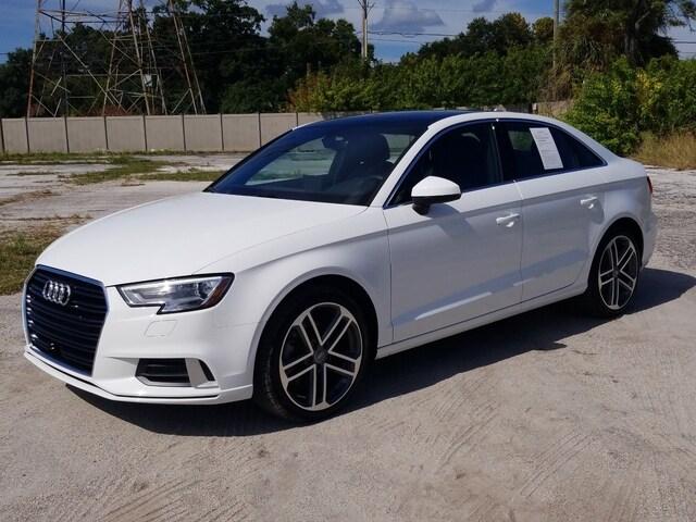 2019 Audi A3 Sedan Premium Premium 40 TFSI
