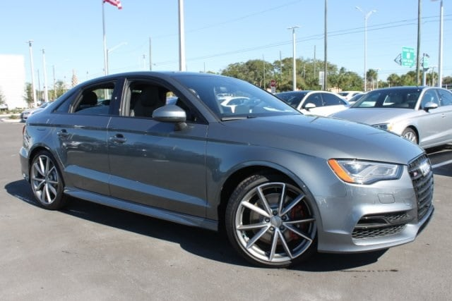2016 Audi S3 Price in Clearwater near Tampa & St  Petersburg