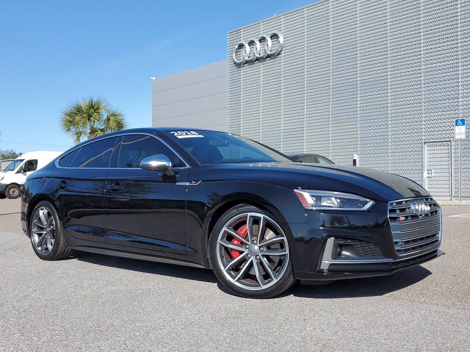 Used 2018 Audi S5 Sportback For Sale At Audi Clearwater Vin Wauc4cf52ja059176