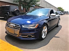 2013 Audi S6 4.0T, FULL OPTIONS, NO ACCIDENT Sedan