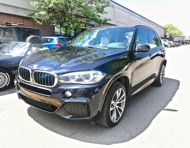 2015 BMW X5 xDrive35i, M SPORTS PKG, NAV, PANO ROOF SUV