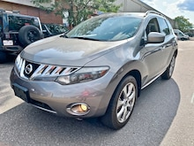 2010 Nissan Murano SL, AWD, LEATHER, PANO ROOF, BACKUP CAMERA SUV