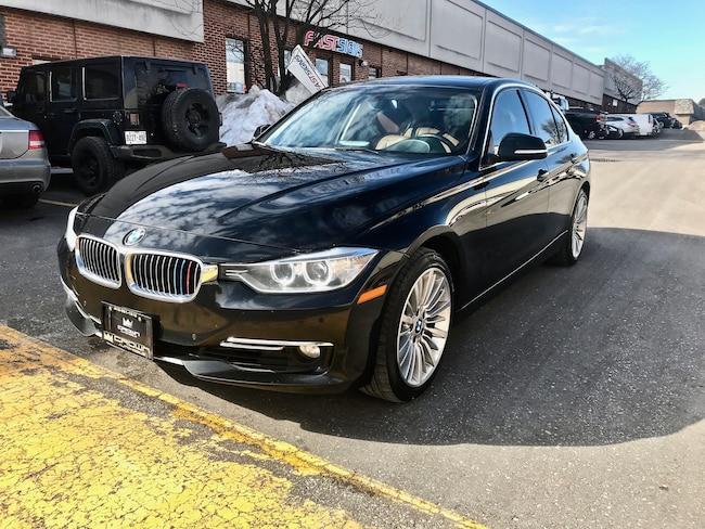 2014 BMW 3 Series 328i xDrive, NAVIGATION, NO ACCIDENT Sedan