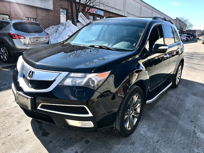 2010 Acura MDX Elite Package, NAV, DVD, ADAPTIVE CRUISE CONTROL SUV