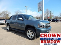 2008 Chevrolet Avalanche 1500 LT w/3LT Truck Crew Cab