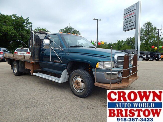 1999 Dodge Ram 3500 Chassis Truck