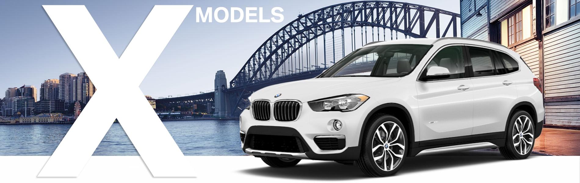 BMW X Model In Richmond VA - 2016 bmw models