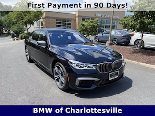 2017 BMW M760i xDrive Sedan in [Company City]
