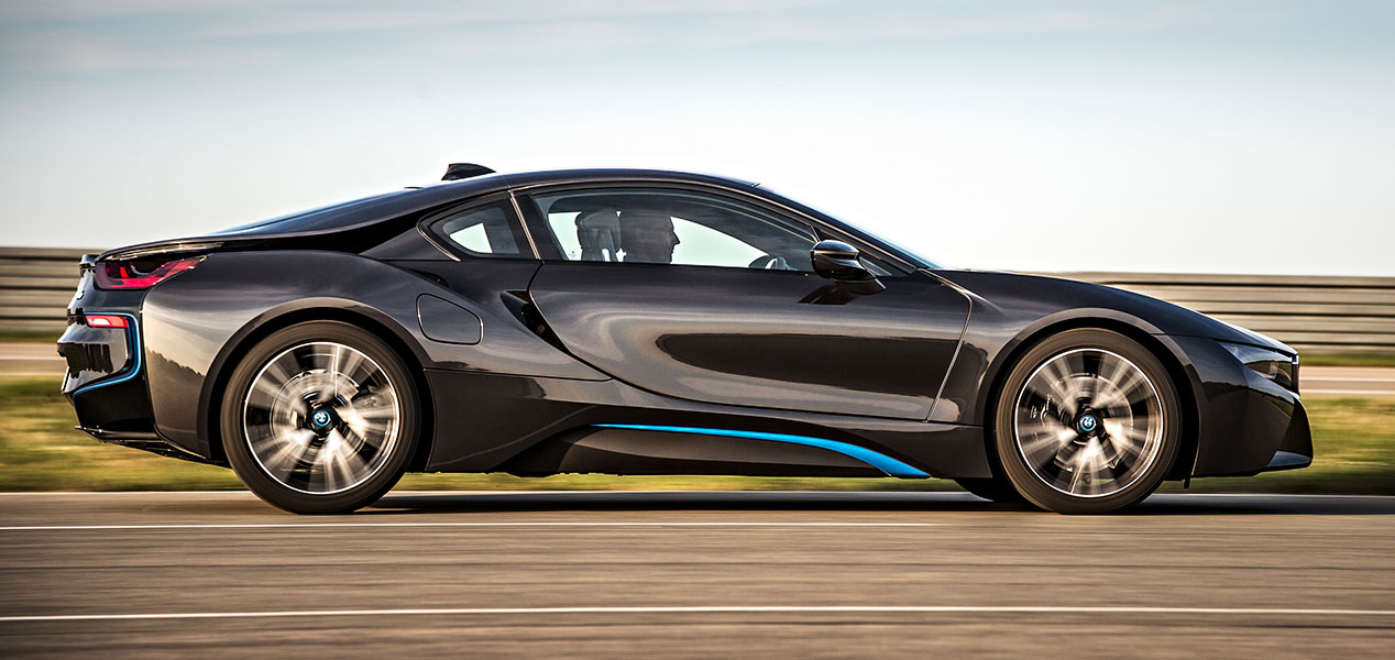BMW i8 Performance