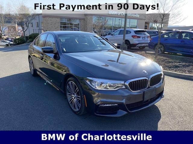 2017 BMW 540i xDrive Sedan in [Company City]
