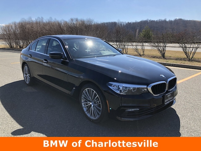 2018 BMW 530e iPerformance Sedan