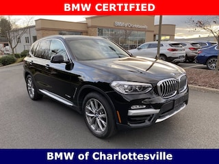 2018 BMW X3 xDrive30i SAV in [Company City]