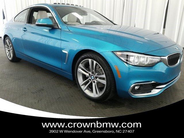 2019 BMW 430i Coupe