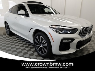 2020 BMW X6 xDrive40i Sports Activity Coupe