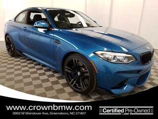 2018 BMW M2 Coupe in [Company City]