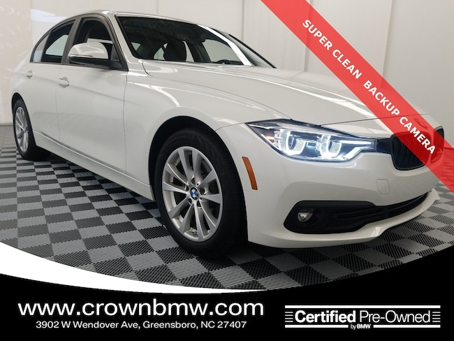 Certified Used 2018 BMW 320i xDrive For Sale in Greensboro NC |