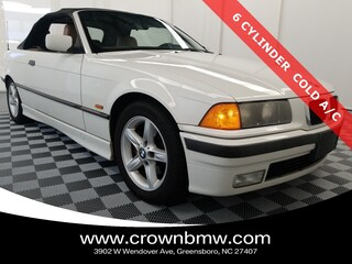 1999 BMW 323iCA Convertible