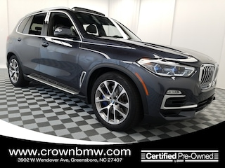 2019 BMW X5 xDrive40i SAV in [Company City]
