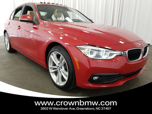BMW Fayetteville Nc >> Used 2018 Bmw 320i For Sale At Crown Dodge Of Fayetteville