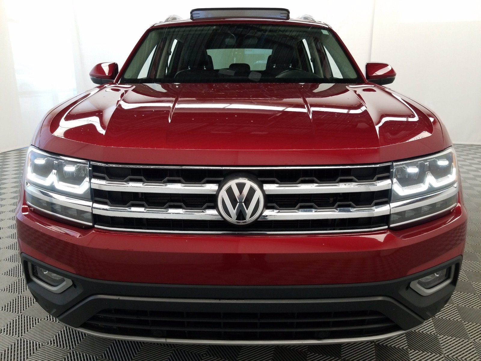 Used 2018 Volkswagen Atlas For Sale At Crown Ford Fayetteville Vin 1v2mr2caxjc513987