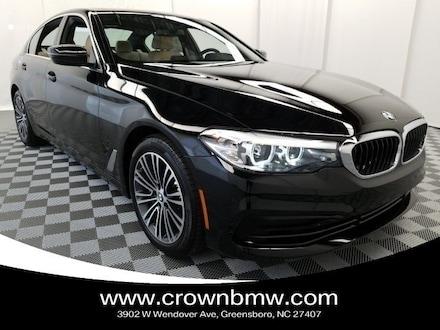 2019 BMW 540i