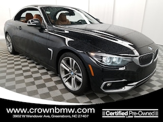 2019 BMW 430i Convertible in [Company City]