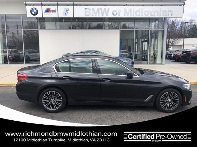 2018 BMW 530i xDrive Sedan in [Company City]