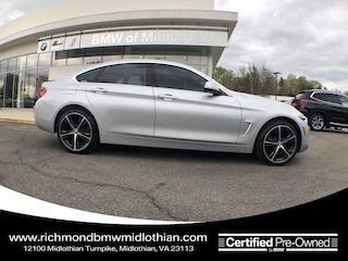 2019 BMW 430i xDrive Gran Coupe in [Company City]