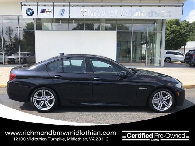 2016 BMW 550i xDrive Sedan in [Company City]