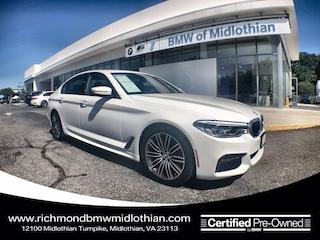 2017 BMW 540i Sedan in [Company City]