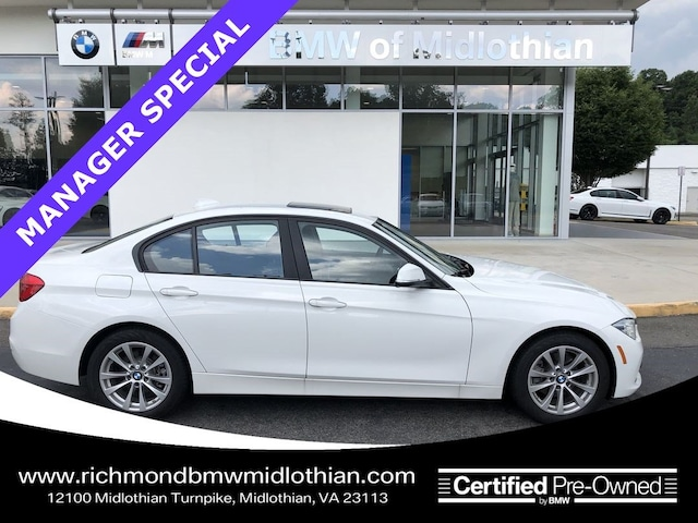 Buy Here Pay Here Richmond Va >> Used Cars For Sale At Richmond Bmw Midlothian Near Richmond Va