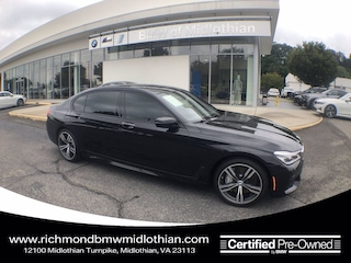 2019 BMW 750i Sedan in [Company City]