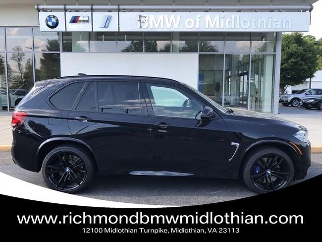 2017 BMW X5 M SAV