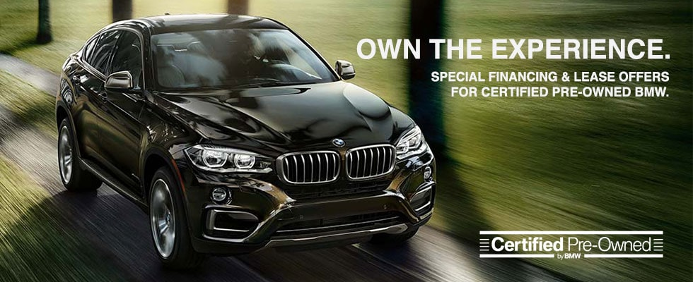 Bmw Certified Pre Owned >> Bmw Certified Pre Owned In Midlothian Va