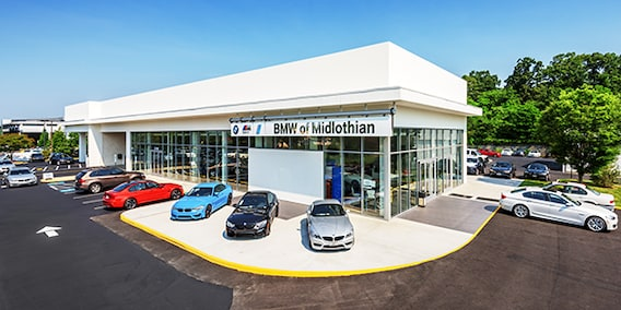 Direction And Hours Richmond Bmw Midlothian