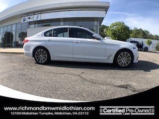 2018 BMW 530e xDrive iPerformance Sedan in [Company City]