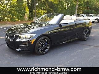 2019 BMW M240i xDrive Convertible