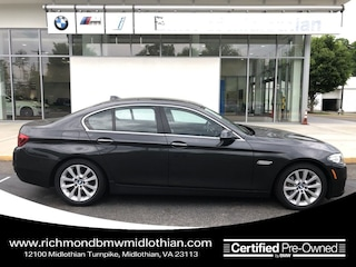 2016 BMW 535i Sedan in [Company City]