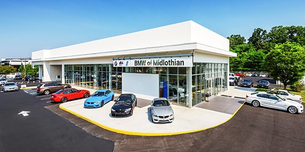 New Bmw And Used Car Dealer Serving Midlothian And Richmond Va