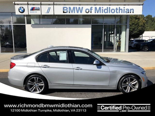 Cars For Sale Richmond Va >> Used Cars For Sale At Richmond Bmw Midlothian Near Richmond Va