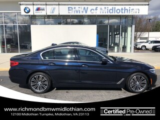 2017 BMW 530i Sedan in [Company City]