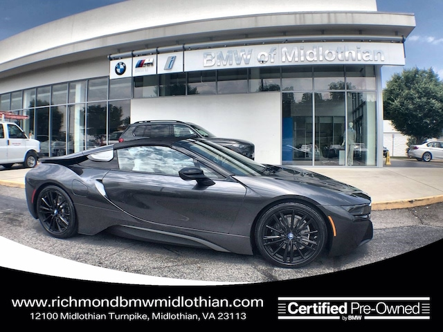 2019 BMW i8 Convertible in [Company City]
