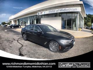 2017 BMW 530i xDrive Sedan in [Company City]